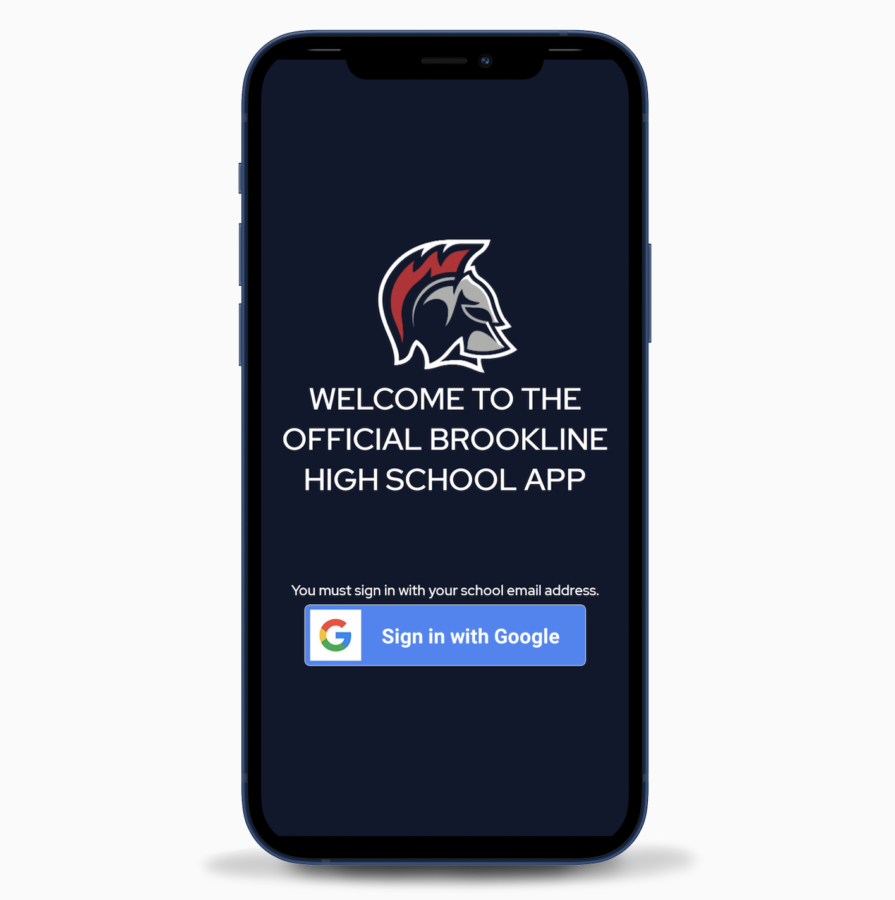 The new BHS app, created by the App Development Club, has many new features designed to help students.