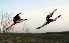 This year's Progressions was the first ever that was held on Zoom and was the first in two years, due to last year's canceled performance. Senior Lily Woodward and her dance studio friend Ana Matei put on a stunning performance to