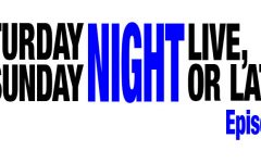 Saturday Night Live, Sunday Night or Later: Episode 1