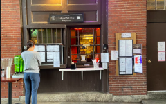 Paris Creperie in Coolidge Corner plans on expanding to include permanent outdoor seating space to be ready in the spring of 2022.
